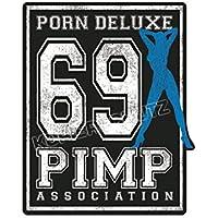 Porn Deluxe Training School Aufkleber//Sticker 15cm