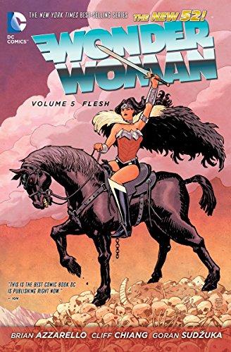 Flesh (The New 52) (Wonder Woman - the New 52) (Dc Comics New 52)