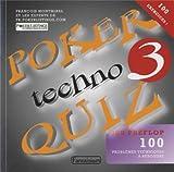 Poker Techno Quizz : Tome 3 : jeu préflop