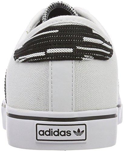 adidas Herren Seeley Skateboardschuhe Schwarz (Ftwr White/core Black/ftwr White)