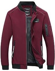 petite veste collier hommes hommes hommes veste collier fashion slim veste d'hiver