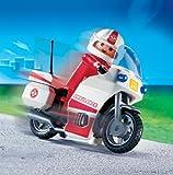 PLAYMOBIL® 4224 - Notarzt-Motorrad