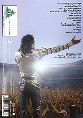 Michael Jackson : Live at Wembley July 16 1988 [Import italien]
