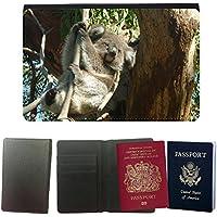 GoGoMobile Cubierta del pasaporte de impresión de rayas // M00124717