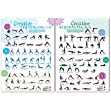 Creative Sequencing 1-6 Poster-set Von Yoga Aktuell Yoga Verlag