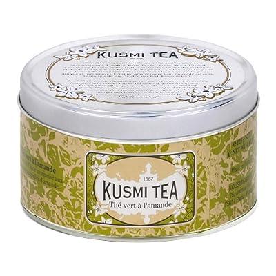 Kusmi Tea - Thé vert à l'amande