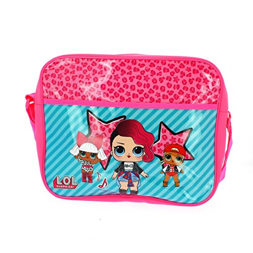Lol sorpresa messenger bag