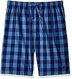 Best Nautica Gift For A Men - Nautica Men's Buffalo Plaid Cotton Sleep Short Sleepwear Review