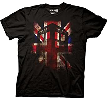 Doctor Who - Union Jack, Small
