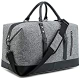 Best BLUBOON Bag For Men - BLUBOON Weekender Overnight Bag Travel Duffle Bag Review