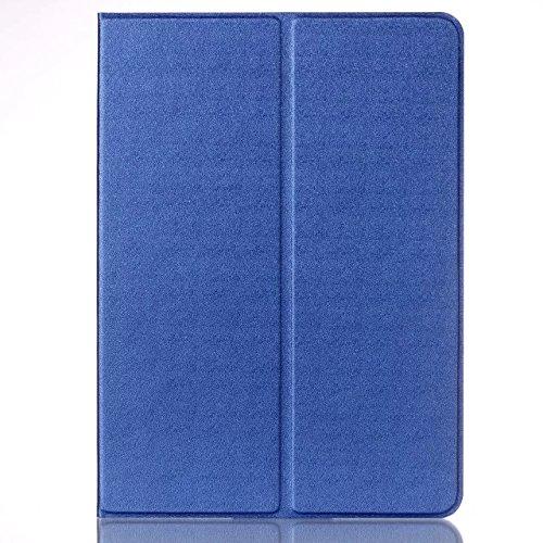 STONG Neue Hülle Tasche Case Cover für Samsung Galaxy Tab E T560 T550 T350 - Rundum-Geräteschutz und intelligente Auto-Sleep-Wake-Funktion (Dunkelblau, Galaxy Tab A 9.7 T550) (Clam Shell Tasche)