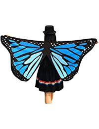 Culater Mariposa Tela Suave ángel Ninfa Disfraz Fiesta