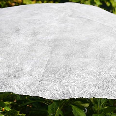 Giardino 1.4oz fitosanitari non-weave tessuto coperta contro neve ghiaccio grandine Insetti