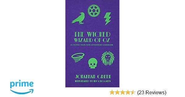 The Wicked Wizard Of Oz Snowbooks Ace Gamebooks Snowbooks Adventure