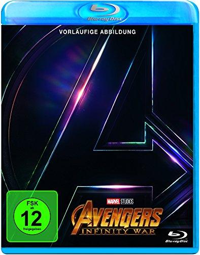 Preisvergleich Produktbild Avengers: Infinity War [Blu-ray]