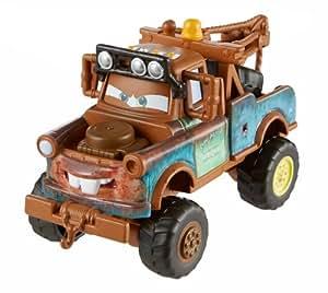 Disney – Cars – Radiator Springs 500 1/2 – Martin Tout-Terrain – 1 Véhicule 5 cm