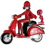 Prodigiosa: Las aventuras de Ladybug - Moto (Bandai 39880)
