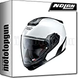 NOLAN CASCO MOTO CROSSOVER N40-5 GT SPECIAL PURE BIANCO 015 TG. XS