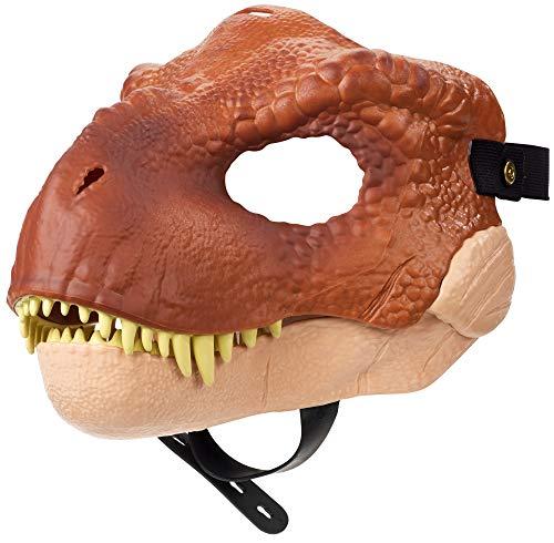 Mattel FLY93 - Jurassic World T-Rex Maske (Jurassic Park Kostüm)