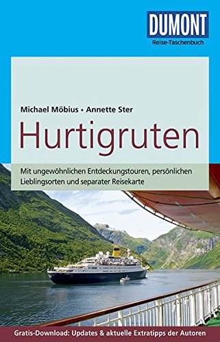 Preisvergleich Produktbild DuMont Reise-Taschenbuch Reiseführer Hurtigruten: mit Online-Updates als Gratis-Download