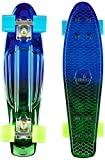 Ridge Skateboard Neochrome Range Mini Cruiser 22