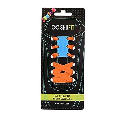 Shufit Magnetic Plastic Shoe Clip (SFJ005BL_Blue)