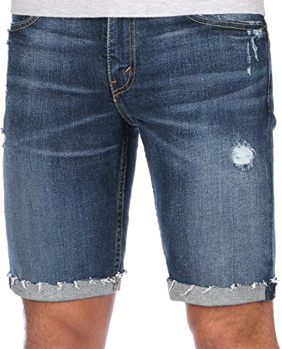 Levis Jeansshorts Men 511 SLIM CUT OFF SHORT 36555-0208 The Knack, Hosengröße:31 (Slim Shorts Levis)