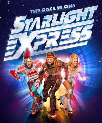 Starlight Express West End Foto-Nachdruck Theatre Poster 40x30 cm - Express-film-poster