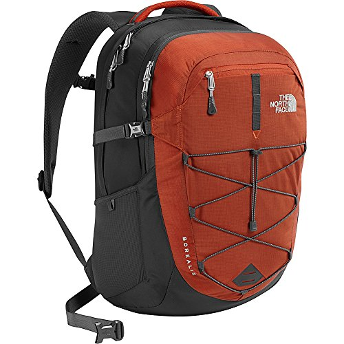 The North Face Unisex Rucksack Borealis, CHK4 ketchup red