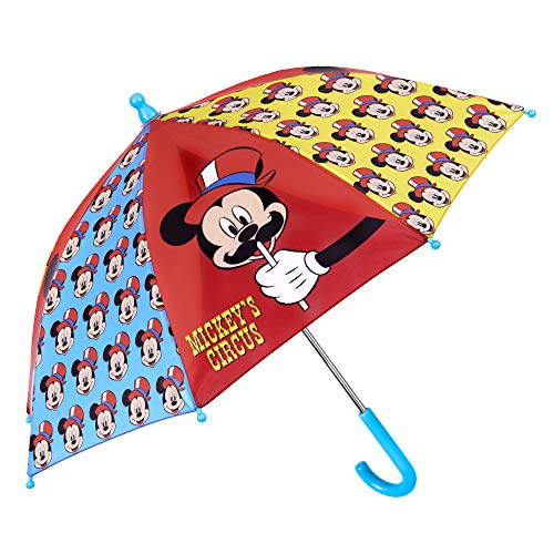 Paraguas Infantil Mickey Mouse   Paraguas Niño Estampado