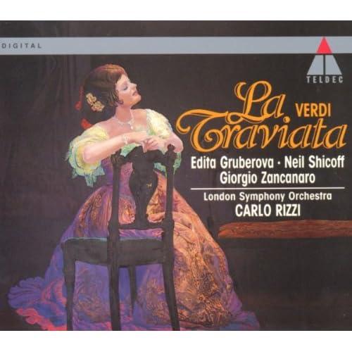 """La traviata : Act 3 """"Largo al quadrupede sir della festa"""" [Chorus]"""