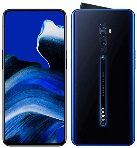 OPPO Reno2 Reno 2 8 GB + 128 GB Qualcomm SDM730G 48MP Dual SIM VOOC 3.0 Smart Black Smartphone
