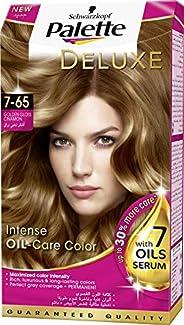 Schwarzkopf Palette Deluxe Oil Care Color 7-65 Golden Gloss Cinnamon