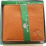 #5: Woodland Men's Leather Wallet Tan Colour