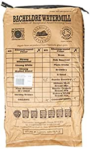 Bacheldre Watermill Rustic Country Bread Flour 16 kg