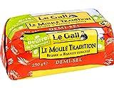Beurre de printemps surgelé demi-sel - 250 g