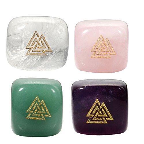 jsdde-7-chakra-healing-crystals-tumbled-gemstones-engraved-ancient-nordic-viking-symbol-valknut-reik