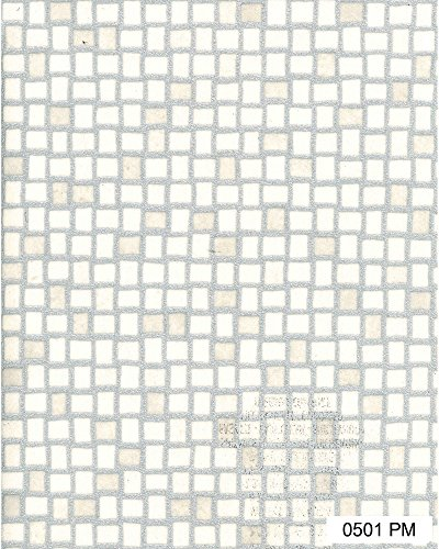 0501 ST-Pop Maroc Mosaic effect Anti Slip Vinyl Flooring Home Office Kitchen Bedroom Bathroom High Quality Lino Modern Design 2M 3M 4M wide (2x1)