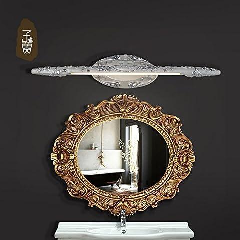 TYDXSD Américano-européen LED miroir lampe salle de bain salle de