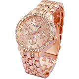 Best Geneva looking watch - Contever® Lady Geneva Quartz Watch - Fashion Women Review