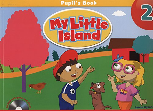 My Little Island Level 2 Student's Book and CD ROM Pack - 9781447913603