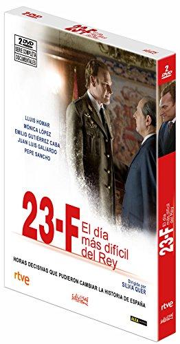 23-F: el día mas dificil del Rey (DVD) 51KC41X dqL
