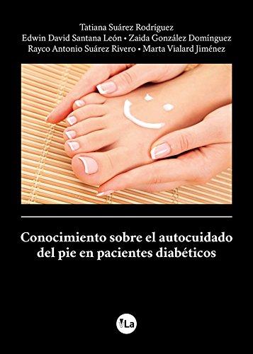 Conocimiento sobre el autocuidado del pie en pacientes diabéticos (viveLibro Lanzamiento)
