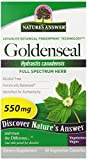 Nature's Answer Goldenseal Root, 50 Vcaps from Nature's Answer