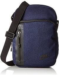 8170479e6b87 Nike Unisex Polyester Tech Core Small Item Bag (Blue)