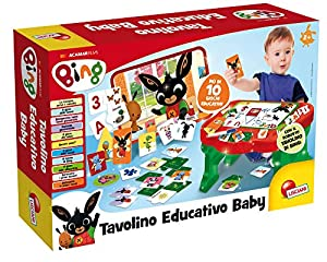 Lisciani Giochi 75874 Bing - Banco Educativo para bebé