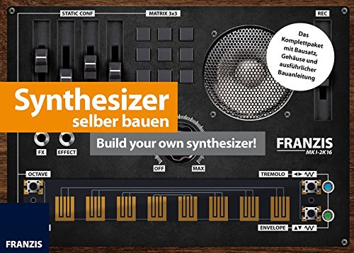 Synthesizer selber bauen: Build your own synthesizer!
