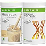 Herbalife Formula 1(French Vanilla) with Personalized Protein Powder(400gm)