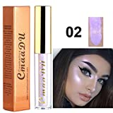 Xshuai 12 Colors Glitter Liquid Eyeliner Eye Shadow Shining Eye Makeup Cosmetics (02#)