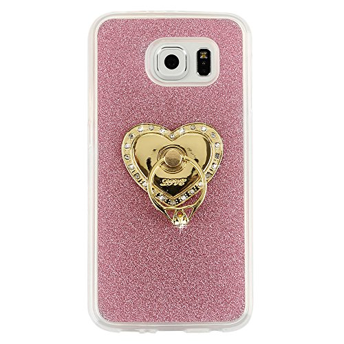 iPhone 7 Plus Bling Case, Per Apple iPhone 7 Plus Cover Silicone, Asnlove Custodia Flessible TPU Silicone Caso Bling Custodia in Gel Silicone Della Antiurto Strass Glitter Crystal Clear Cellulare Prot Color9
